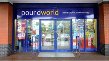 Poundworld closes West Yorkshire HQ with 300 job losses
