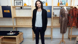 The centre helped Russell Brand get his life back on track.