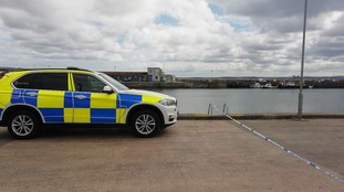 Devon and Cornwall Police vehicle