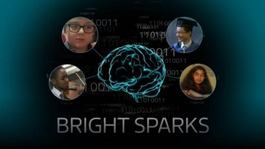 Bright Sparks: The lives of gifted children and their families