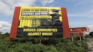 The Irish border has proved a tricky issue for negotiators.