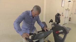 Ex-Saints manager Graeme Souness launches exercise scheme