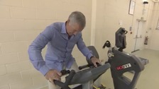 Ex-Saints manager Graeme Souness launches exercise scheme