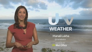 UK Weather Forecast: Risk of thunderstorms in the southeast. Rain in the north and west.