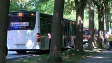 Arrest after eight injured in 'knife attack' on bus in Germany