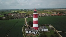 Open day to celebrate Happisburgh Lighthouse makeover