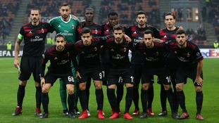 AC Milan cleared to play in Europa League after CAS overturns two-year ban