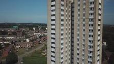 Tower block, Southampton