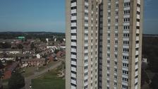 Tower block, Southampton