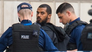 Al Qaida bomb-maker Khalid Ali jailed for 40 years for plotting attack on MPs and police