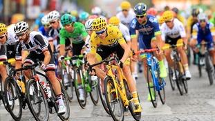 Watch Tour de France 2018 on ITV4