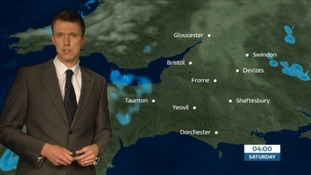 Weather: mostly dry and fine