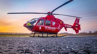 10% of Air Ambulance call-outs to farm incidents