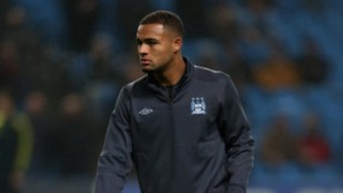 Manchester City youth player Courtney Meppen-Walter