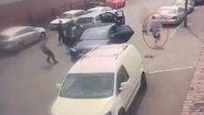 Mum and baby flee car jacking in second incident in a week