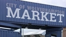 Wolverhampton's new £5 million market officially opens