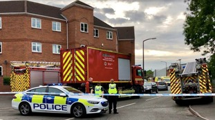 Houses evacuated after chemical leak on industrial estate