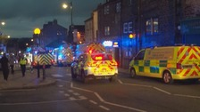 Quad bike rider airlifted to hospital after collision in Leeds