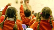 Nearly 2,000 primary school children were prescribed anti-depressants over the past year.