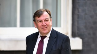 Former culture secretary John Whittingdale suggested some celebrities to invite to the showbusiness reception