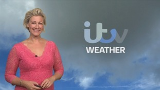 UK Weather Forecast: Increasingly humid this weekend. More hot weather next week.