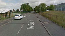 Manhunt after woman strangled and raped on AstroTurf pitch