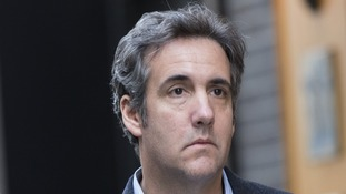 Michael Cohen has not been charged with a crime.
