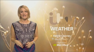Saturday's forecast for Cumbria and The Borders