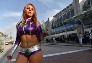 2018 Comic-Con – Preview Night