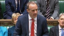 Raab warns no £39 billion Brexit divorce bill without trade deal