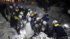 Israel evacuates 'White Helmets' from Syria on UK-US request