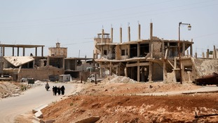 Syria's civil war is now in its eighth year.