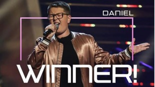 Daniel Davies wins The Voice Kids UK 2018
