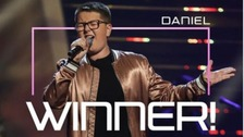 Pontypridd's Daniel Davies wins The Voice Kids UK