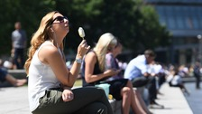 Hottest day of the year predicted to come this week