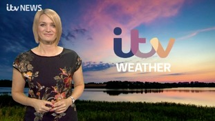 Here's Kerrie with the latest Granada weather