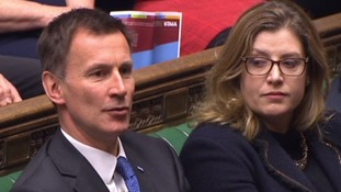 Jeremy Hunt and Penny Mordaunt confirmed the move in a joint statement.