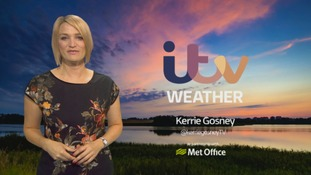 Sunday's forecast for Cumbria and the Borders