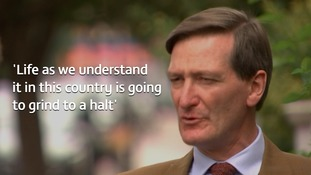 Dominic Grieve said the consequences of a no deal Brexit would be dire.