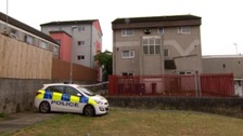 Murder investigation after man found dead in house fire