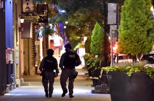 Terrorism has not been ruled out according to police.