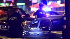 Toronto gunman killed after shooting dead one and injuring 13