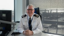 Jersey Police's Chief Officer, Rob Bastable