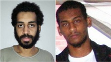 UK 'will not block death penalty' for 'Beatles' jihadis