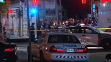 Toronto gunman killed after shooting dead one and injuring 14