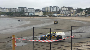 IoM beach closed after suspected diesel pollution