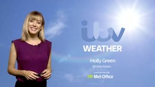 Holly has the latest weather