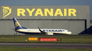 Ryanair shares slump as lower fares and higher costs send profits down 20%