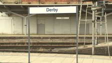 Derby disruption: How your trains will be affected