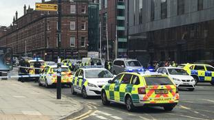 Woman released from hospital after having throat slashed in Hilton hotel attack
